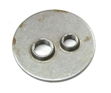 Weld-On Mounting Plate for Pickup Tube and Vent