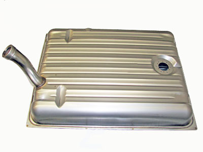 1955-56 Ford Thunderbird Stainless Steel Fuel Tanks
