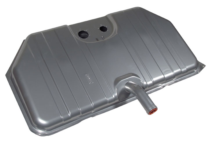 1969 Notched Corner Chevy Camaro and Pontiac Firebird Fuel Tank - For Fuel Injection