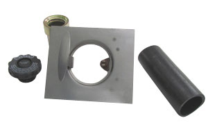 Fuel Filler Door Kit - Without Box Enclosue