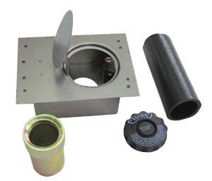 Fuel Filler Door Kit - Flat Face