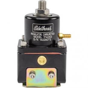 Edelbrock Carbureted Adjustable Bypass Fuel Pressure Regulator