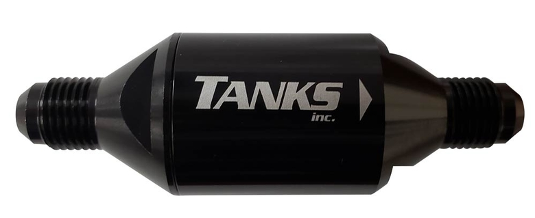 Russell -6AN Fuel Line Check Valve