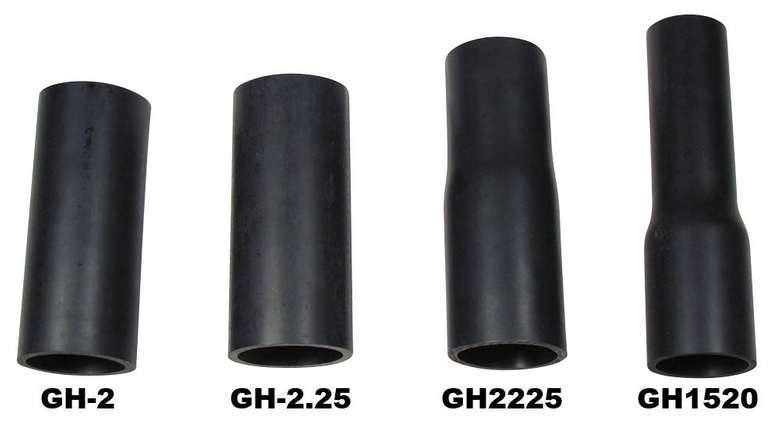 Straight Fuel Filler Neck Hoses and Adapters
