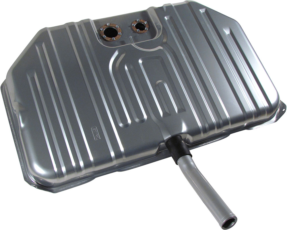 1969-1970 Pontiac GTO and Lemans Notched Corner Gas Tank - For Fuel Injection