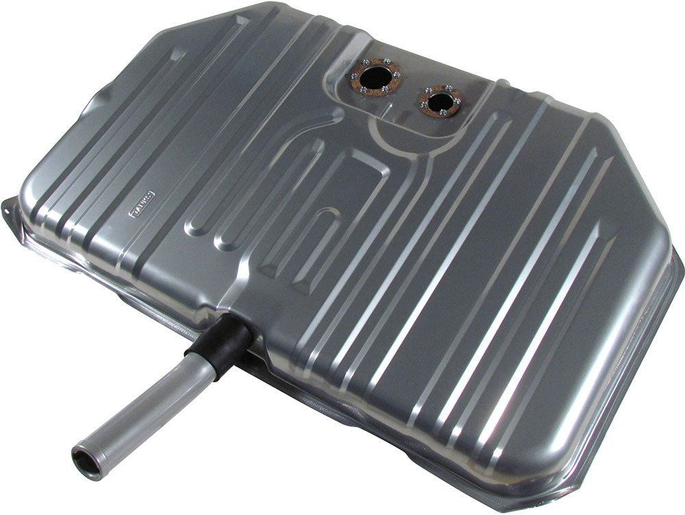 1971-1972 Chevrolet Monte Carlo Notched Corner Gas Tank - For Fuel Injection