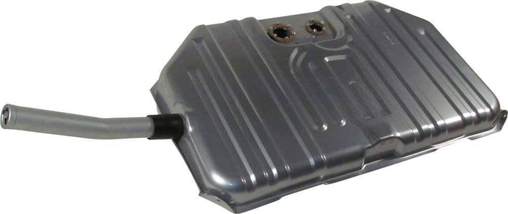 1971-72 El Camino Notched Corner Gas Tank - For Fuel Injection
