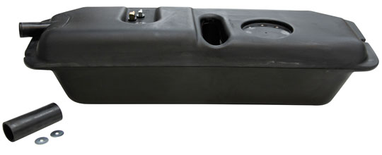 1935-36 Ford Poly Fuel Tank
