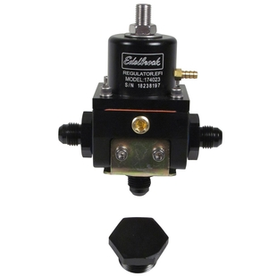 Bypass Regulator with Fittings