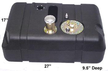 Universal Poly Fuel Tank Ut Series
