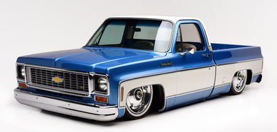 Chevy Pickup Truck Fuel Tanks