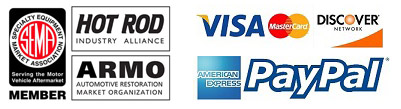 Credit Cards and Paypal and SEMA
