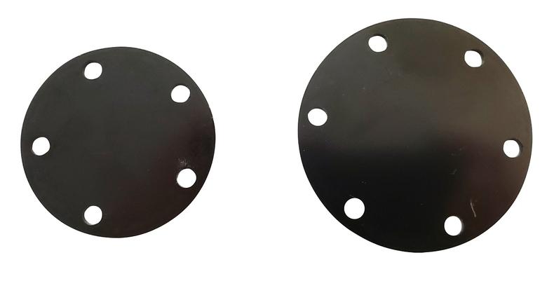 5 Hole and 6 Hole Block Off Plates