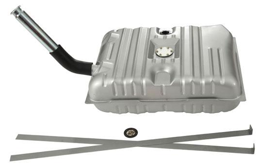 1953-54 Chevy Steel Fuel Tank - Extra Capacity