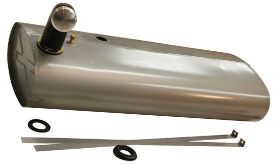 1933-34 Dodge and Plymouth Coupe Fuel Tank
