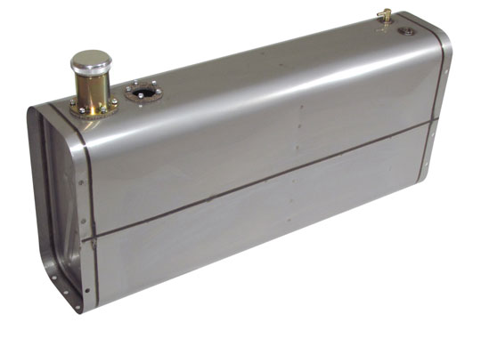 Universal Stainless Steel Fuel Tank - U9 Series