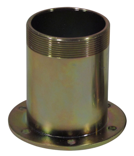 Flanged Fuel Neck with Threaded Neck