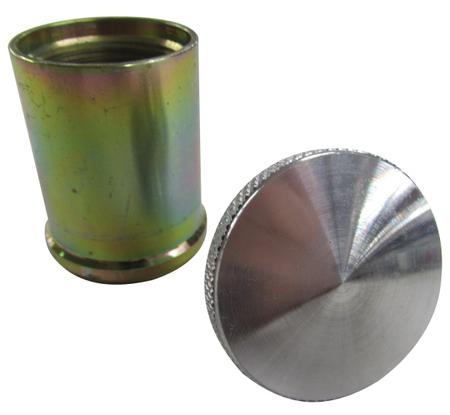 Mini Aluminum Fuel Filler Cap & Neck