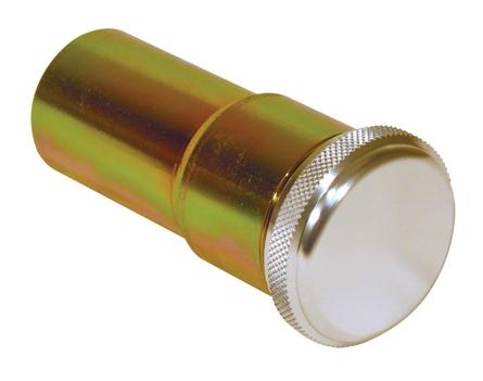 Universal Fuel Filler with Aluminum Cap