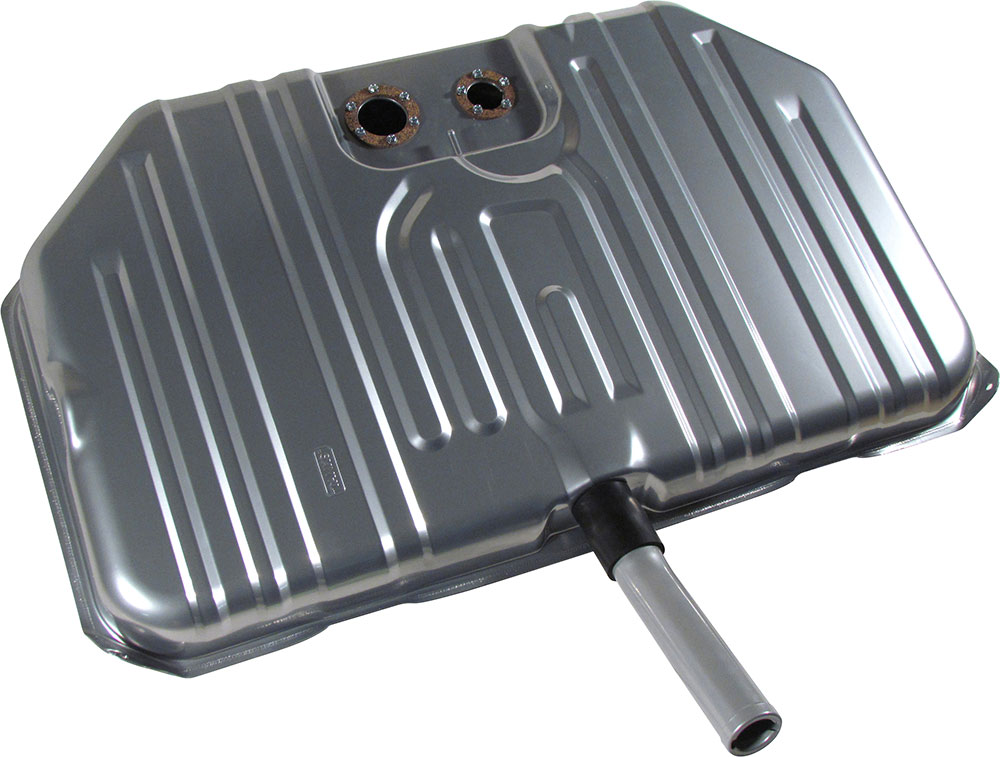 1968-69 Chevelle, Malibu and 1970 Buick Skylark Notched Corner Gas Tank - For Fuel Injection