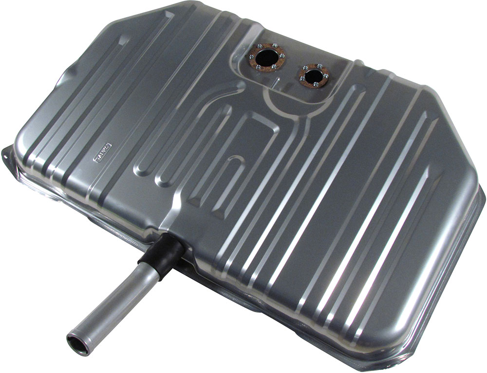 1968-1969 Buick Skylark and Oldsmobile Cutlass Notched Gas Tank - For Fuel Injection