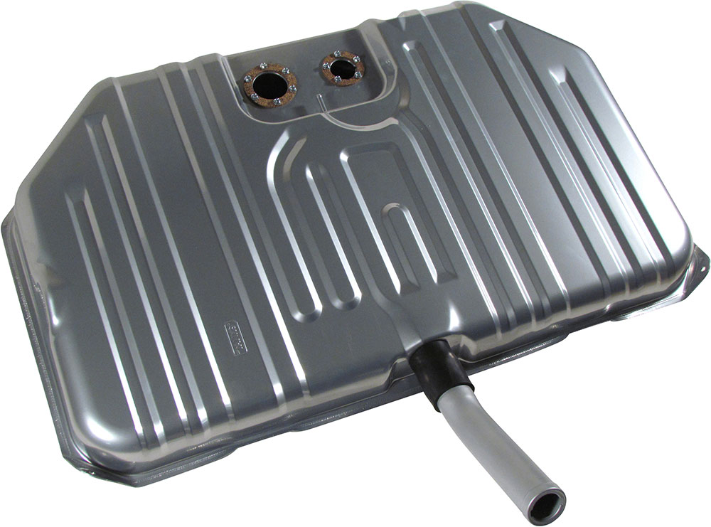 1970 Chevrolet Monte Carlo Notched Corner Gas Tank - For Fuel Injection