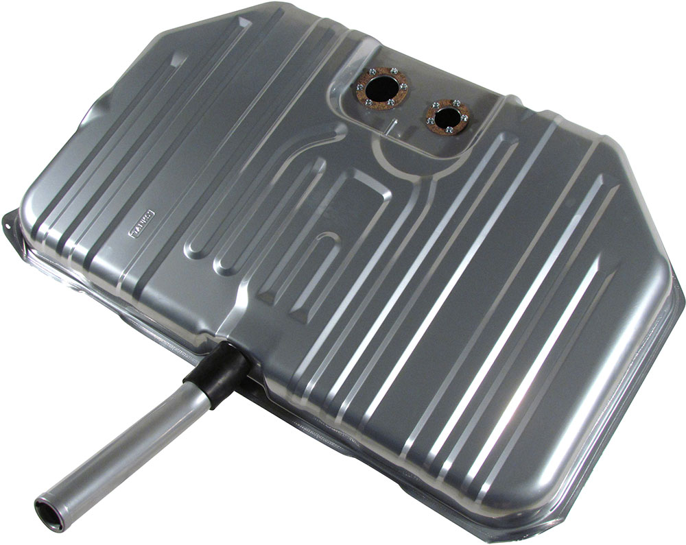 1970-1972 Oldsmobile Cutlass, 442 Notched Corner Gas Tank - For Fuel Injection
