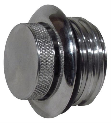 Pop Up Aluminum Fuel Filler Cap
