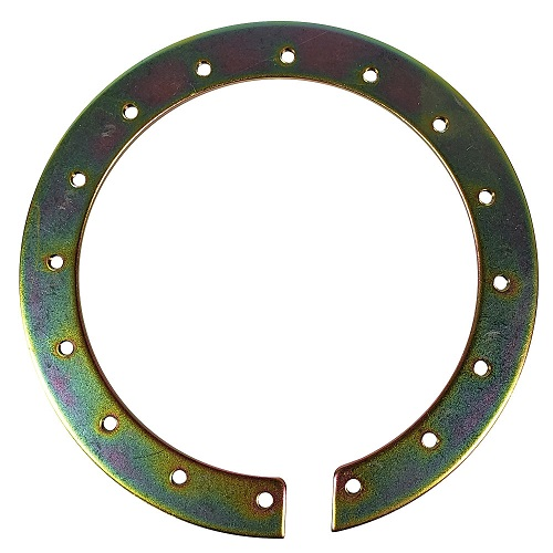 "PA Replacement 6"" x 16 Hole Threaded Mounting Ring"
