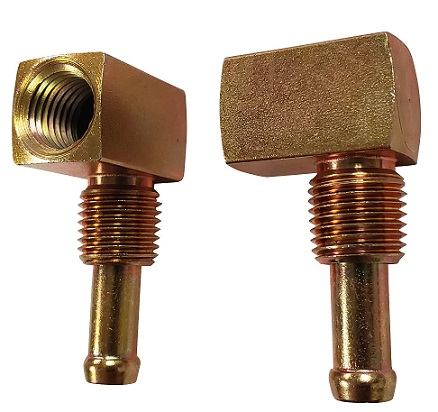PA Pump Replacement Supply & Return Fittings