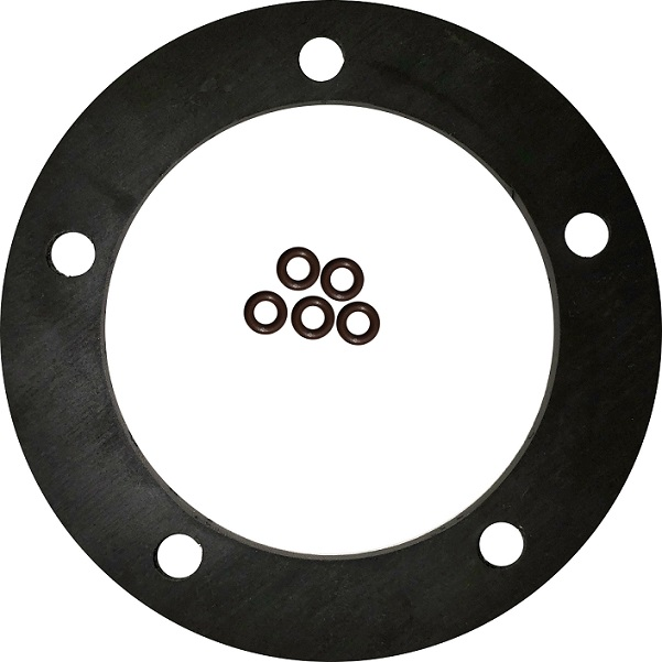 Viton Fuel Sender Gasket - 5 Hole with O-Rings