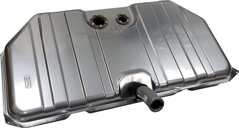 1970-73 Chevy Camaro and Firebird Notched Corner Fuel Injection Gas Tank