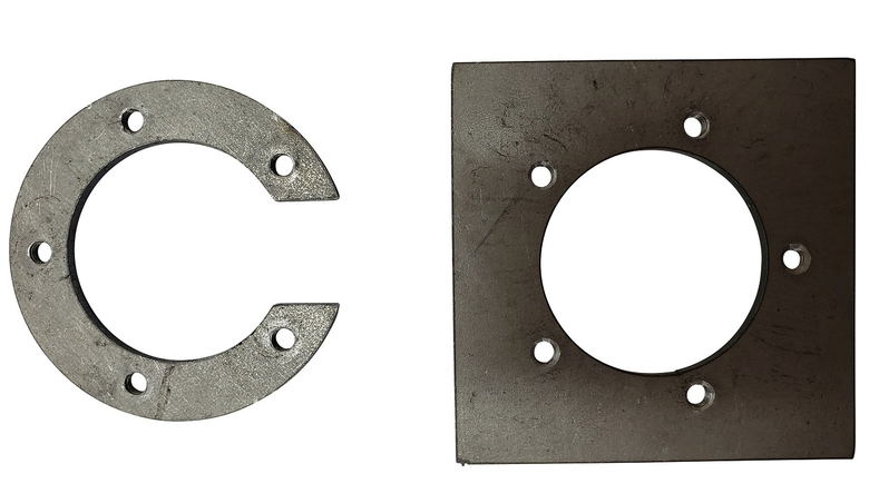 Fuel Sender Mounting Plates and Split Rings
