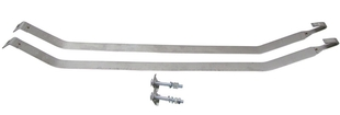 Tri Five Stainless Steel Tank Mounting Straps