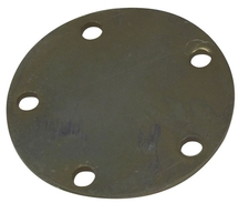 SBO Fuel Sender Block Off Plate
