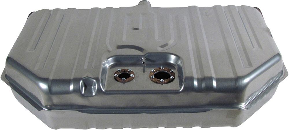 68-69 GTO Notched Corner EFI Gas Tank Front