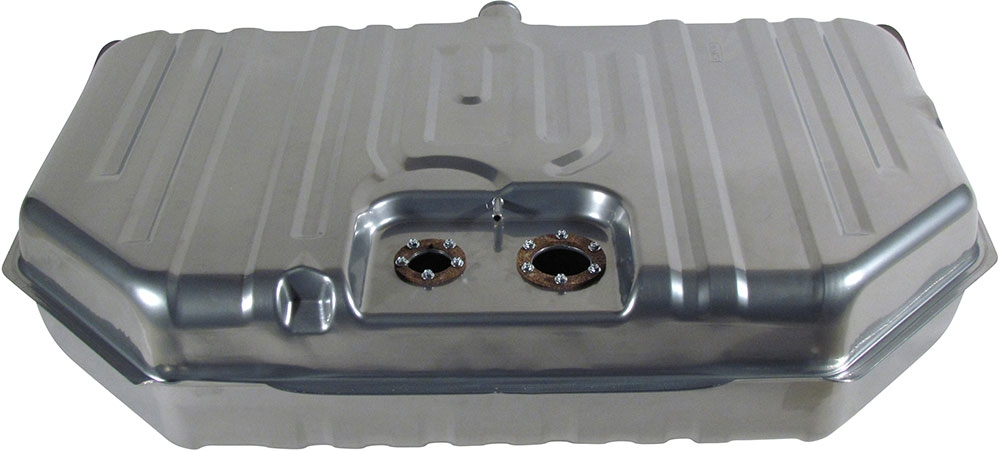 71-72 GTO Notched Corner Tank Front