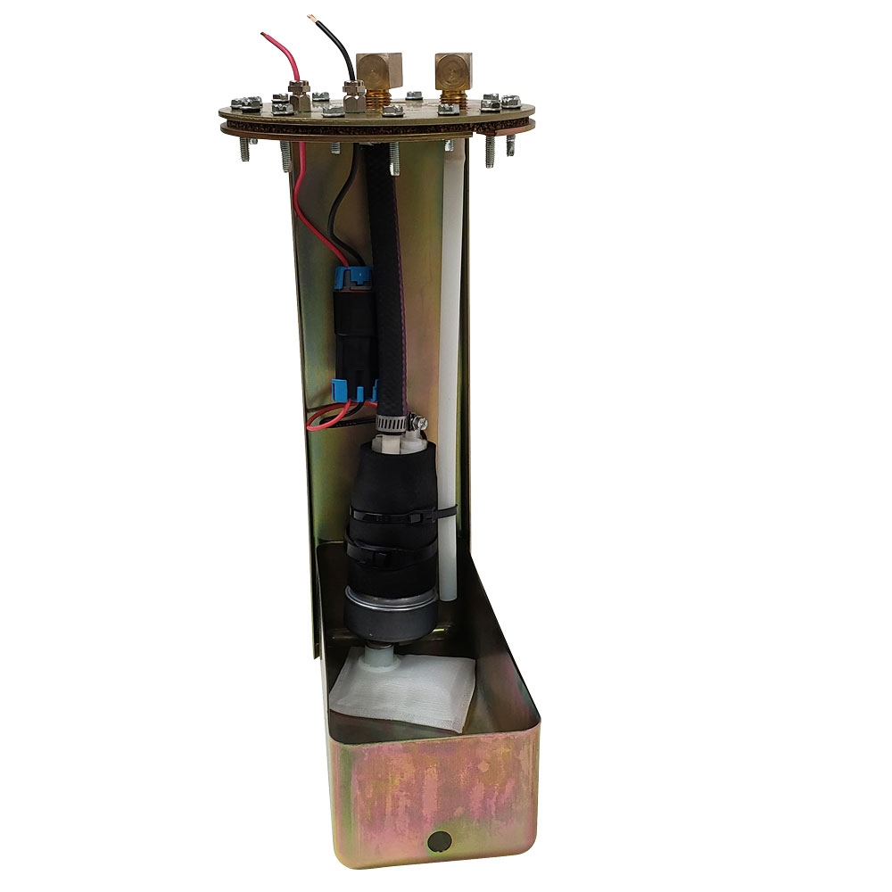 High Performance Fuel Pump 400 Liters Per Hour Up to 900 hp PA-6 Tanks Inc