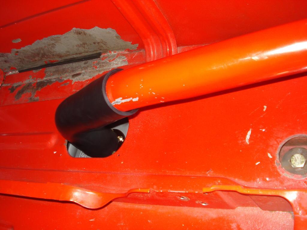 Filler Neck Installed