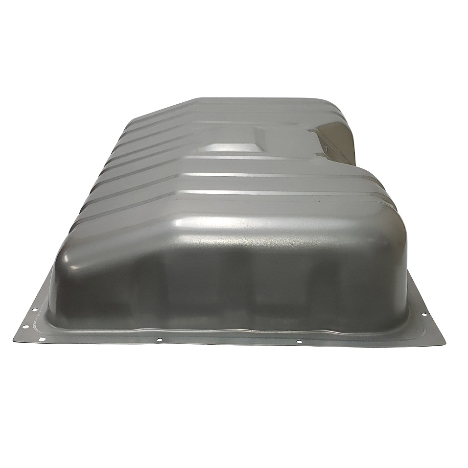 Fuel Injection Mustang Gas Tank Bottom Side
