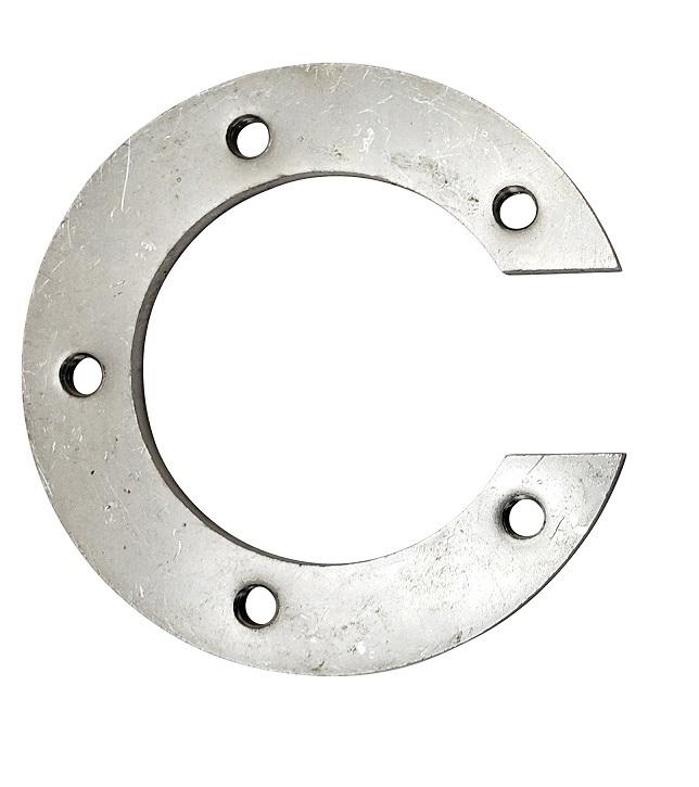 SR-SS 5 Hole Fuel Sender Split Ring - Stainless Steel