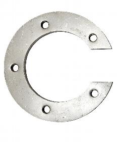 SR-SS 5 Hole Fuel Sender Split Ring - Stainless Steel